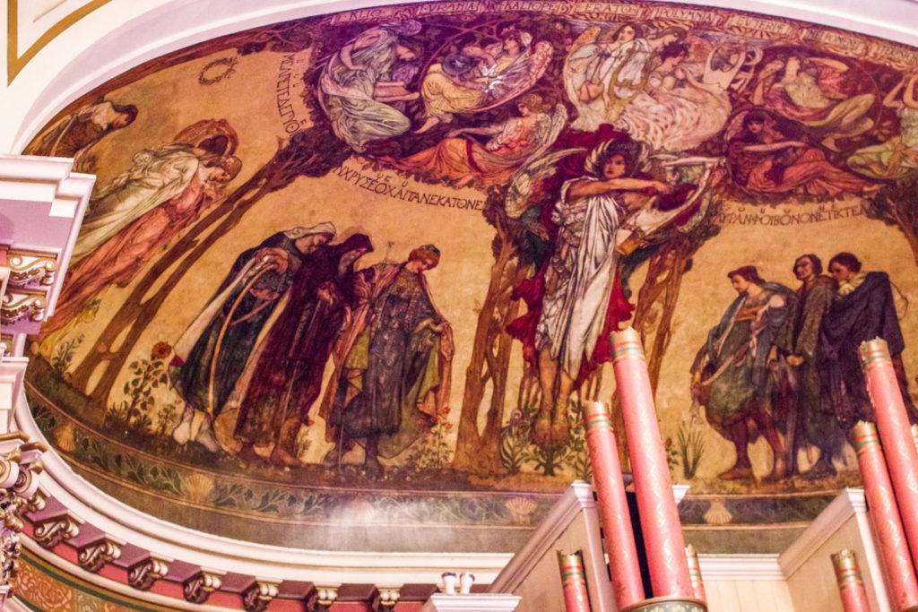 Strachan Murals