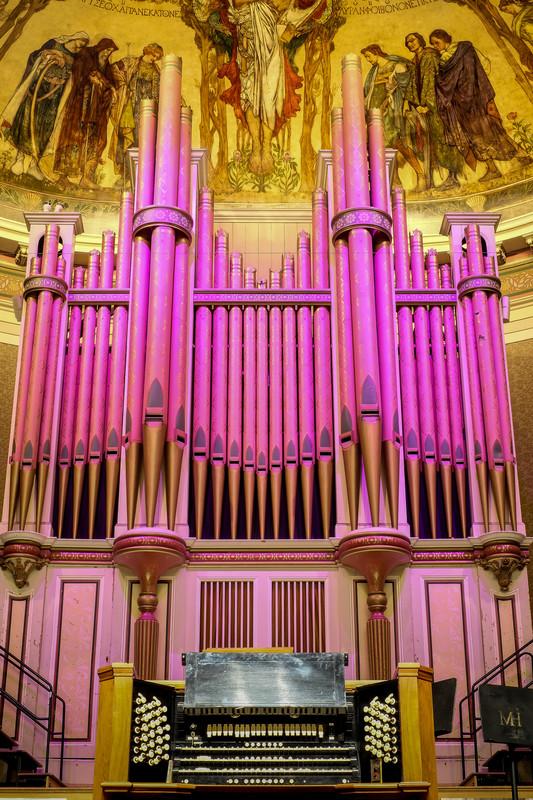 Willis Organ