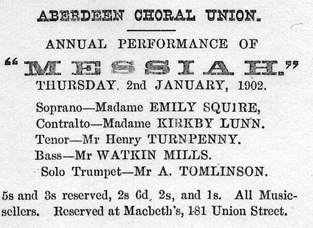 The Aberdeen Choral Union